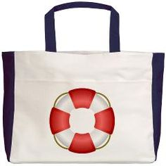 Life Preserver Beach Tote $20.99 from Stir Crazy