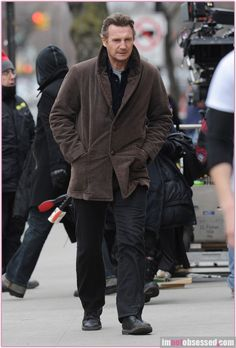 Liam Neeson ~ HE IS AN AMAZING ACTOR!  ANYTHING HE'S IN IS SO WORTH WATCHING OR BUYING, PLUS HE'S SO HANDSOME RIGHT?