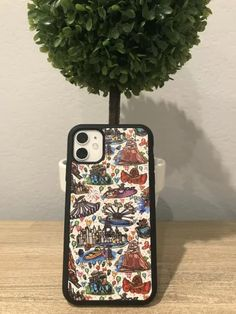 These Magical Phone Cases For All Will Add Some Pixie Dust To Your Cell Chihuahua Names, Disney Phone Cases, Ear Hats, Disneyland Resort, Mickey Ears, Disney World Resorts, Disney Style, Leather Case, Pixie