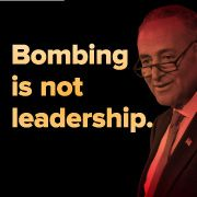 Sen. Chuck Schumer: Wrong on Iraq, wrong on Iran, wrong for Senate Democratic leadership
