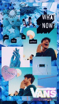 p i n t e r e s t : ✰ casey elizabeth ✰ Phone Wallpapers Tumblr, Iphone Wallpaper Vsco, Tumblr Wallpaper, Blue Wallpapers, Wallpaper Quotes, Trendy Wallpaper, Aesthetic Pastel Wallpaper, Aesthetic Backgrounds, Cool Wallpaper