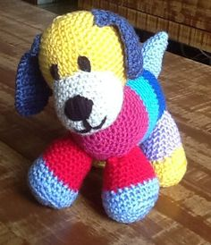 Happy crochet.
