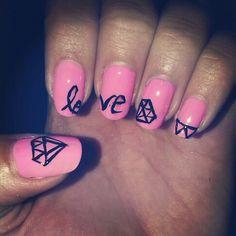 #live #pink #diamond