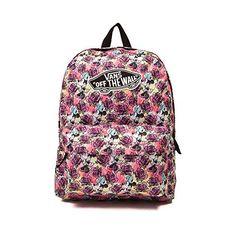 df3e11018eaf  ad  disney  Vans Vans Disney Minnie Rose Realm Everday Girls Backpack Bag .