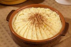 Aardappelpuree met pastinaak