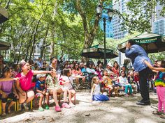 Free things to do with kids in New York