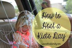 Host a kid's day!