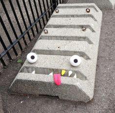 Toon Bombing: Street Art by Aiden Glynn