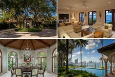 Yesterday's priciest new listing is located on the Venetian Islands in Miami Beach.  This 6 bedroom / 7 bath estate is sitting on an incredible 47,250 sq ft lot with expansive views of Biscayne Bay. All this could be yours for 14.9 million!