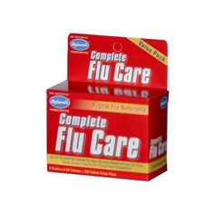 Hylands Complete Flu Care - 120 Tablets