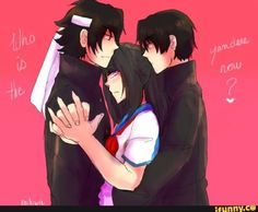 #wattpad #fanfiction Ever since Senpai chose Osana Najimi over her, Yandere-chan has... changed. She can now feel emotion, such as guilt and sadness over losing her senpai, as well as the things she's done to get him.  Sometimes, the only way to get over love is to fall in love all over again.  Note: All characters bel...
