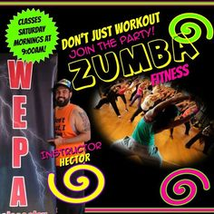 We do #Zumba right... Come on up and join Hector for Philly's hottest dance party at the #HookedOnFitness Studio...  9am $5 drop ins for the rest of June but your first class is always #FREE! Grab a friend or three and see what the buzz is all about tomorrow morning...  #PhillyPersonalTrainer #GroupFitness #FitFam #BestInPhilly #BestInPhillyKeepsGettingBetter Another shot from #HookedOnFitness