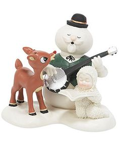 1a6e8ff31dbb5 Department 56 Snowbabies Collectible Figurines   Reviews - All Holiday Lane  - Home - Macy s