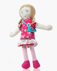 Rag Doll Elsa.