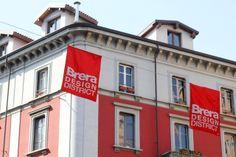 Milan: Brera Design District during Salone del Mobile 2014 #Italy #design #travel
