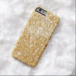 Girly Gold Glitter V4 Barely There iPhone 6 Case #Girly iPhone 6/ 6S, 6/ 6S Plus Case designs ready be purchased or customized. Check out http://www.zazzle.com/cuteiphone6cases/gifts?cg=196418217997145202&rf=238478323816001889&tc=girlycase-hokhtoanpin