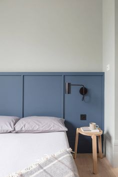 Headboard. Architecture for London.