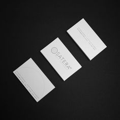 Satera Branding and business cards design. Business Card Design, Business Cards, Virtual Reality, Vr, Cards Against Humanity, Branding, Lipsense Business Cards, Brand Management, Identity Branding