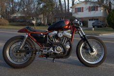 1997-Harley-Davidson-Sportster-Hugger-883-Bobber-Cafe-Racer