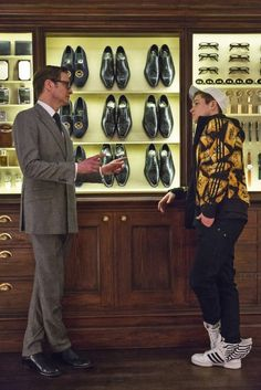 The Colin They Call Firth Kingsman Harry, Eggsy Kingsman, Kingsman Movie, Taron Egerton Kingsman, The Kingsman, Movies Showing, Movies And Tv Shows, Gary Unwin, Men's Fashion Styles