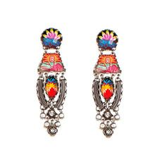 Tiger Lily Earrings From Ayala Bar Jewelry