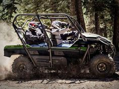 New 2017 Kawasaki Teryx4 ATVs For Sale in Oregon. 2017 Kawasaki Teryx4, 2017 Kawasaki TERYX4 THE KAWASAKI DIFFERENCE THE SPORTY TERYX4 IS THE PERFECT BALANCE OF THRILLING POWER, A SMOOTH RIDE AND INCREDIBLE VERSATILITY MAKING IT MORE THAN READY FOR THE MOST DEMANDING ADVENTURES. 783cc V-twin engine with strong mid-range power delivery Continuously Variable Transmission (CVT) with confidence-inspiring automatic engine braking performance Durable and light weight Double-X frame construction…