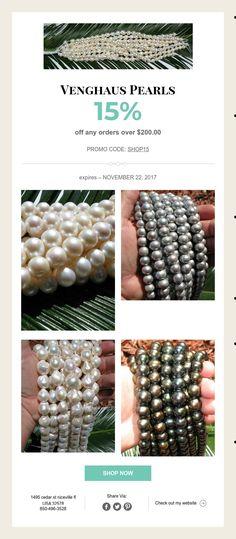 Venghaus Pearls  15%