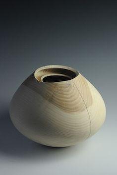» Liam Flynn Sarah Myerscough Fine Art wood turning
