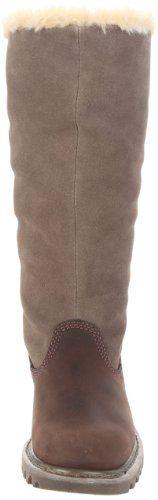 Caterpillar Bruiser Scrunch Hi, Boots femme: Amazon.fr: Chaussures et Sacs