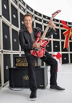 Guitar Rig, Cool Guitar, Guitar Players, Eddie Van Halen, Recital, Rock N Roll, Hurtful People, Van Hagar, Rock And Roll Fantasy