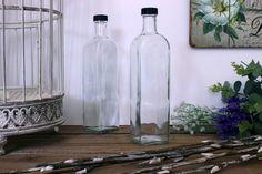 Φιάλη Marasca 750ml ΦΑΠ043 Glass Vase, Bottle, Home Decor, Homemade Home Decor, Flask, Interior Design, Home Interiors, Decoration Home, Home Decoration