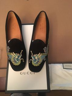 6fb40a652f0 Know your shoe size before buying. (Look at any Bloomingdales or Nordstrom  Gucci loafer and the US size is larger ...