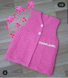 Crochet, Sweaters, Aurora, Fashion, Sweater Vests, Tejidos, Tricot, Vest, Moda