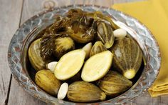 How to make pickled butter? Butter Pickle Recipe Butter Pickle Hi friends, I have guests from mardin in the past weeks . How to make pickled butter? Butter Pickle Recipe Butter Pickle Hi friends, I have guests from mardin in the past weeks . Easy Cake Recipes, Cookie Recipes, Kitchen Hacks, Pickles, Almond, Garlic, Recipies, Stuffed Mushrooms, Butter