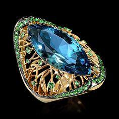 Кольцо Gothic - купить в Mousson Atelier