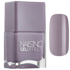 Gel Effect - NAILS INC. | Sephora, Primrose Hill Lane - smoked lilac