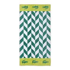 Lacoste Bay Towel