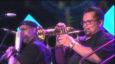 Poncho Sanchez Latin Jazz Band live at Montreux