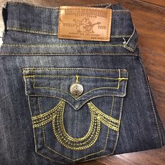 True religion jeans Like new only wore twice. True religion jeans size W 30. True Religion Jeans