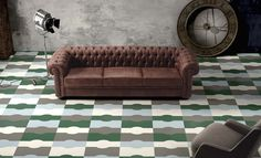 Sofá chester en Muebles Mobel k6
