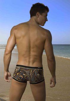 Ramón Puñet for XTG (Summer 2009) #RamonPunet #Ramon #Punet #swim #swimwear #beach #sea