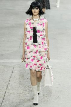 Chanel - #PFW Spring Summer 2014