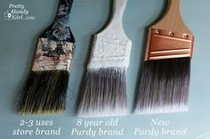 How to cleaqn a paintbrush: Paintbrushes: The Good, The Bad, and How to Make them Behave