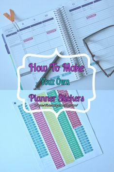 How To Make Personalized Planner Stickers