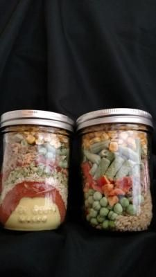 Wonder Meals in a Jar - Thrive Life Recipes