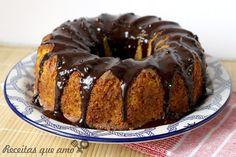 Aprenda a fazer bolo integral de cenoura