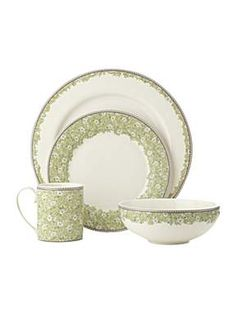 Monsoon by Denby Daisy dinnerware - House of Fraser