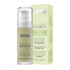 Pupa Smoothing Foundation Primer 02 Green