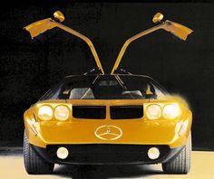 Mercedes-Benz C 111 concept