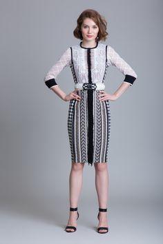 68e18af3 83 Best Designer Byron Lars images | Byron lars, Dress outfits ...